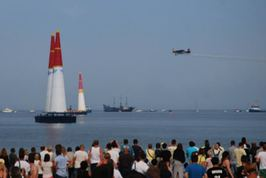 TOKiS – PRESS na  RED BULL AIR RACE W GDYNI