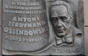 Robert Leśniakiewicz przedstawia: Kto zamordował F. A. Ossendowskiego?