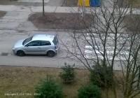 """Tuchola. """"Wirtuozi"""" parkowania, czyli… zebry, to są tylko w ZOO?"""