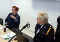 Wymiana doświadczeń z policją holenderską