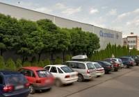 CHOJNICE: Dramat przed Carrefourem