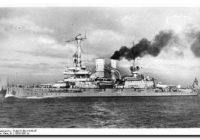 25 sierpnia 1939 pancernik niemiecki Schleswig-Holstein zawinął do portu w Gdańsku
