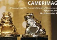 24. edycja Międzynarodowego Festiwalu Sztuki Autorów Zdjęć Filmowych CAMERIMAGE 2016