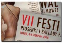 VII edycja Festiwalu Piosenki i Ballady Filmowej