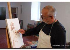 Plener malarski w Brdzie. Część druga: Sztuka, inspiracje i środowisko (reportaż TOKiS – PRESS TV)