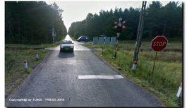 KOMUNIKATY: Uwaga, objazd! Remont przejazdu kolejowego w Wielkim Gacnie