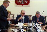 Urząd starosty zabiera głos w sprawie wizyty  Marszałka Województwa w Tucholi!