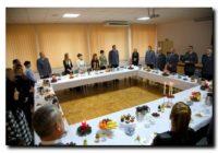 Spotkanie Wigilijne z wdowami i sierotami po poległych w służbie Policjantach