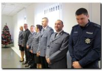 Tucholscy policjanci zaprosili gości do wspólnego stołu