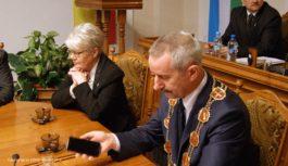 Maria Ollick Honorowym Obywatelem Gminy Tuchola