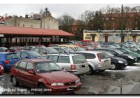 Parking przy Nowodworskiego w Tucholi musi stać się płatnym!