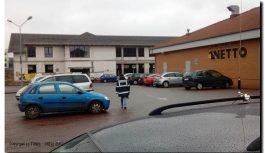 """Tucholskie """"Netto"""" rozpoczęło parkingowe polowanie na swoich klientów!"""