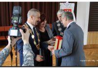 Rada Miasta Tucholi oficjalnie pożegnała KOMENDANTA BODZIŃSKIEGO