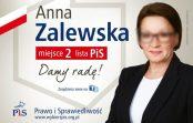 Minister Zalewska dotrze wreszcie do Włocławka?