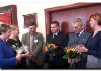 Podziękowania i gratulacje dla Komendantów Powiatowych