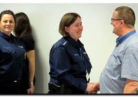 Po 25 latach, z mundurem, pożegnał się znakomity policjant, asp. sztab. pan Benedykt Klafetka