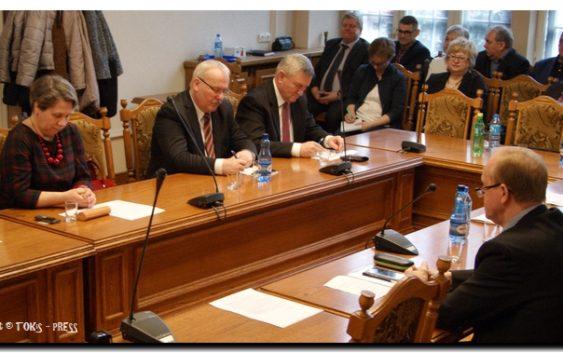 Nadzwyczajna 38 sesja Rady Miejskiej w Tucholi !