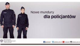 Nowe mundury dla policjantów wzorowano na ubraniach roboczych… piekarzy?