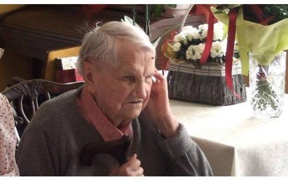 Najstarsza mieszkanka naszego powiatu mieszka w Raciążu…