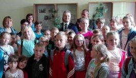 Dzieci i młodzież z Powiatu Tucholskiego z wizytą w Urzędzie Wojewódzkim w Bydgoszczy