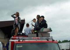 Strażacy – ochotnicy walczyli w zawodach