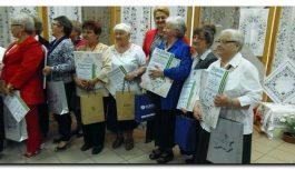 Tucholskie i borowiackie hafty wysoko ocenione na konkursie w Lini