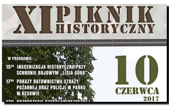 """""""Piknik Historyczny"""" w Gminie Kęsowo odbędzie się już w najbliższą sobotę!"""
