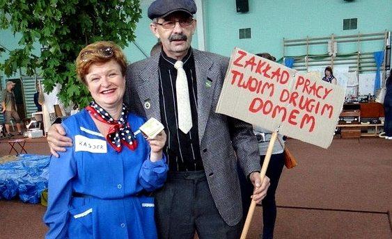 """IX DNI GMINY GOSTYCYN W STYLU """"PRL"""" – relacja"""
