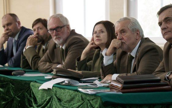 O pracach leśnych w Tucholi