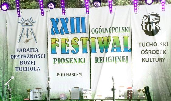 Koncert galowy 23. Ogólnopolskiego Festiwalu Piosenki Religijnej