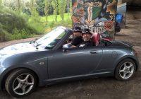 2 CYLINDRY Ford z Siwym i Syrenka