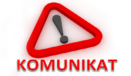 Burmistrz informuje. Informacja dotycząca przyjmowania zgłoszeń o szkodach w budynkach mieszkalnych
