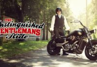 2 CYLINDRY i Distinguish Gentleman's Ride