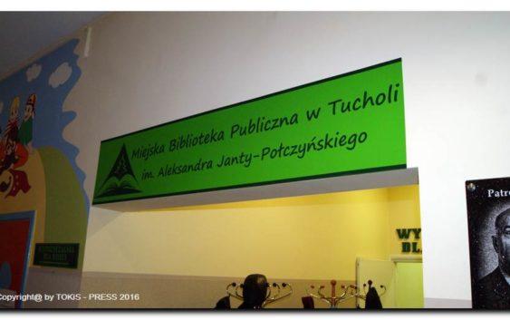 MBP w Tucholi prosi o wsparcie, poprzez oddanie głosu. Przerwa na wspólne czytanie – zachęcamy do głosowania!