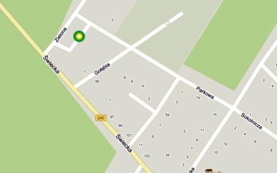 Przebudowa ulicy Gołębiej, Kruczej, Parkowej i części ulicy Zielonej wraz z budową sieci kanalizacji deszczowej grawitacyjnej w miejscowości Tuchola, gmina Tuchola