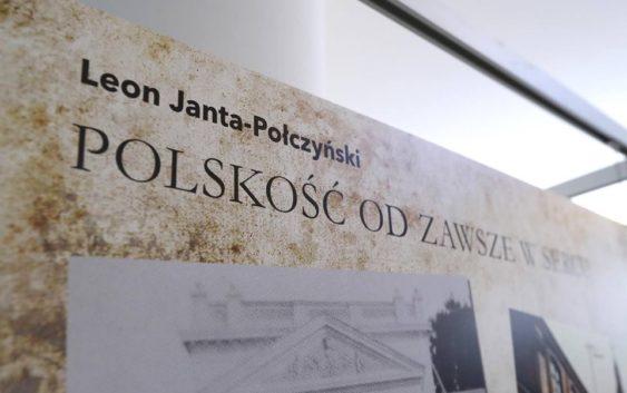 Przekazanie wystawy z Senatu RP do ZSLiA im. Leona Janty-Połczyńskiego