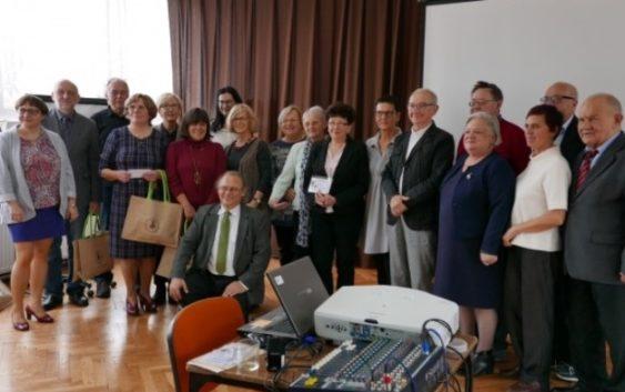 """Konferencja """"Bory Tucholskie dla Seniora… i nie tylko"""""""