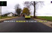 100″ – Horror drogowy w gm. Cekcyn