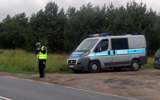 """UWAGA KIEROWCY!  RUSZA POLICYJNA AKCJA  """"PRĘDKOŚĆ""""!"""