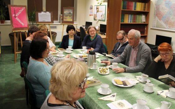 Warsztaty Dyskusyjnego Klubu Książki
