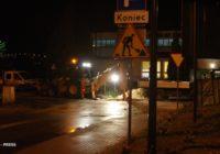 Tej nocy posypały się skargi na Przedsiębiorstwo Komunalne w Tucholi, przekroczyło ono wszelkie granice przyzwoitości