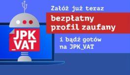 Podpisz i wyślij JPK_VAT z Profilem Zaufanym