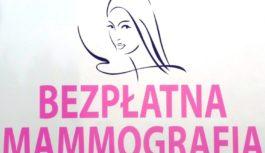 Bezpłatna mammografia w technologii cyfrowej – badania w Tucholi