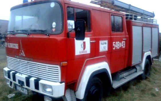 Gratka dla kolekcjonerów wozów strażackich!