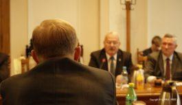 46 sesja Rady Miejskiej w Tucholi