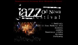 TORUŃ. Wydarzenie kulturalne:  Jazz Od Nowa Festival