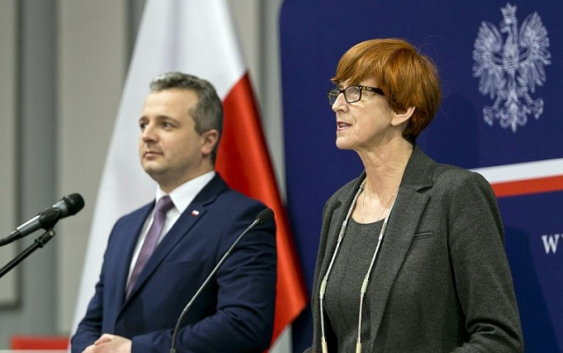 Bydgoszcz: Minister Elżbieta Rafalska gościem Kujawsko-Pomorskiej WRDS