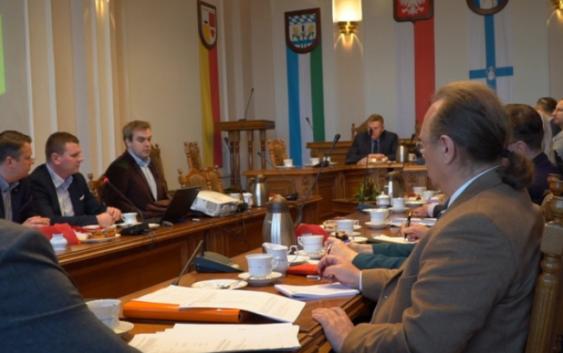 Posiedzenie Komitetu Sterującego Obszaru Rozwoju Społeczno-Gospodarczego Powiatu Tucholskiego