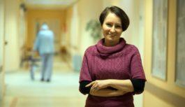 Zdrowa starość może być aktywna i dobra – wywiad z Panią Aleksandrą Pauszek