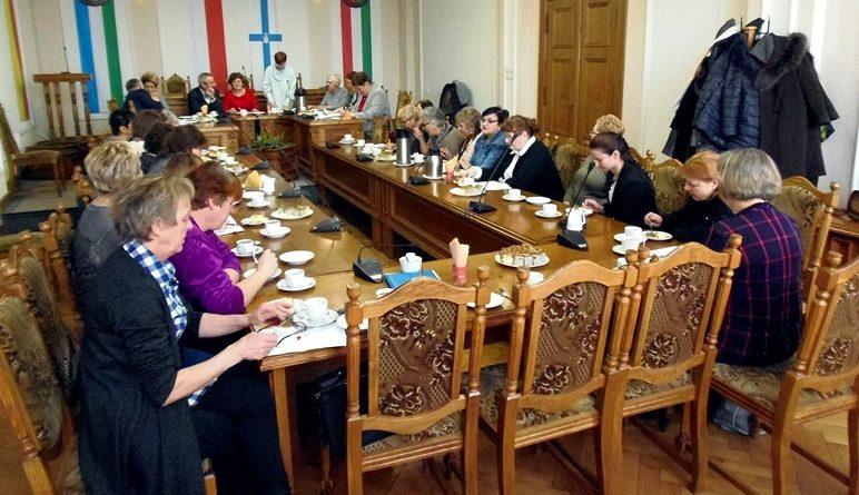 """""""Gminna Rada Kół Gospodyń Wiejskich w Tucholi"""" podsumowała ubiegły rok"""